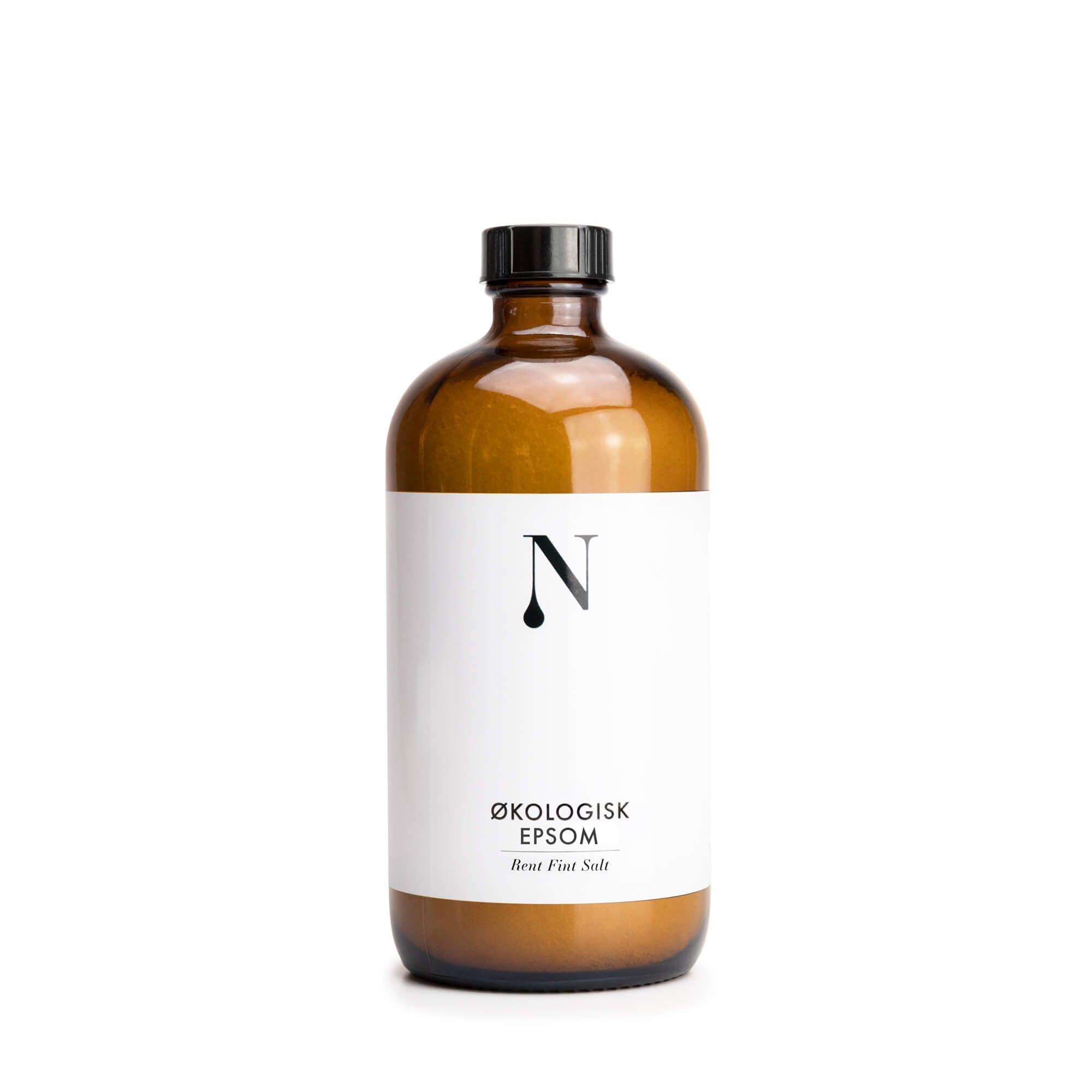 Epsom salt fra Naturligolie 500ml