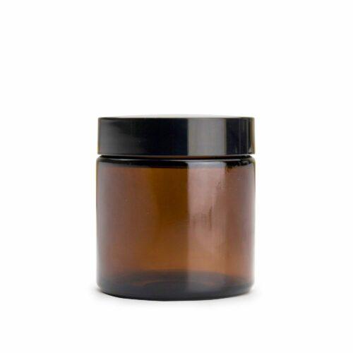 100 ml glaskrukke af naturligolie
