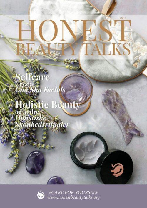 Honest beauty talks ebog inkluderet ved køb af gua sha