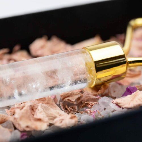 Glow roller rosakvarts hos Naturligolie