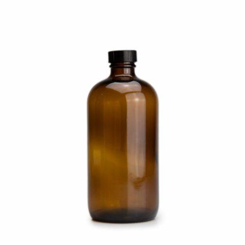 amber flaske naturlig olie